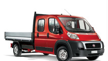 2012 Fiat Ducato modestly updated