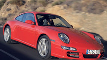All-wheel-drive Porsche 911 Carrera 4