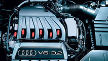 Audi to cancel 3.2L V6 engine and S8 for 2010