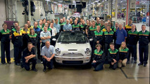 Last MINI Cabrio is Produced