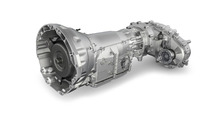 Jeep Wrangler five-speed automatic transmission - 22.8.2011