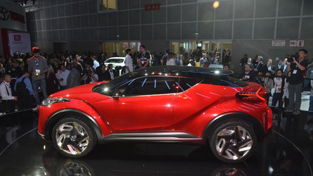Scion C-HR to debut in production form in Detroit
