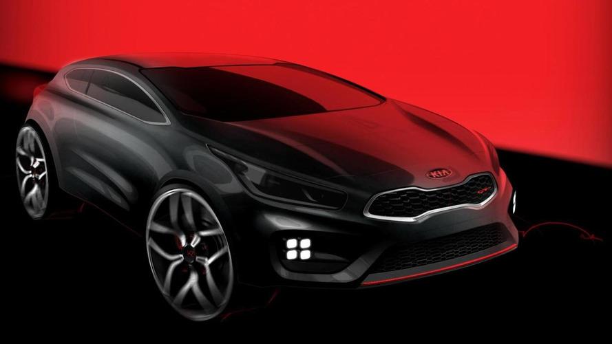 2013 Kia pro_cee'd GT teaser released