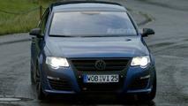 SPY PHOTOS: VW Passat R 36 Estate