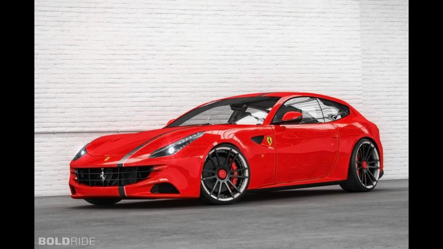 Wheelsandmore Ferrari FF FIWE