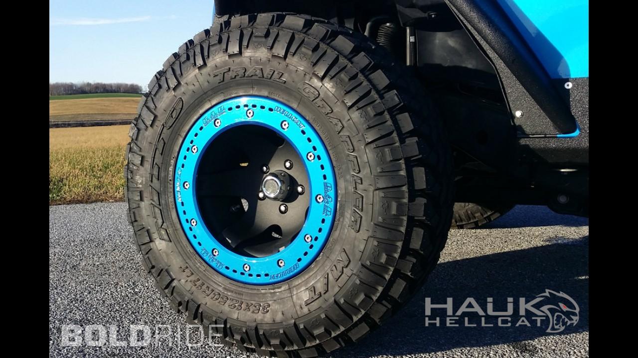 Hauk Hellcat Jeep Wrangler