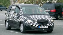 New Opel Meriva Engine and Interior Spied