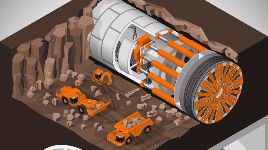 Elon Musk souhaite commencer à creuser des tunnels