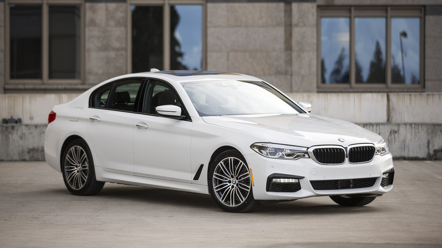 2017 BMW 5 Series First Drive: A supercomputer for the serious driver