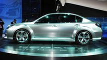 Subaru Legacy Concept at 2009 NAIAS