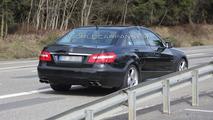 2010 Mercedes E63 AMG Sedan Teased
