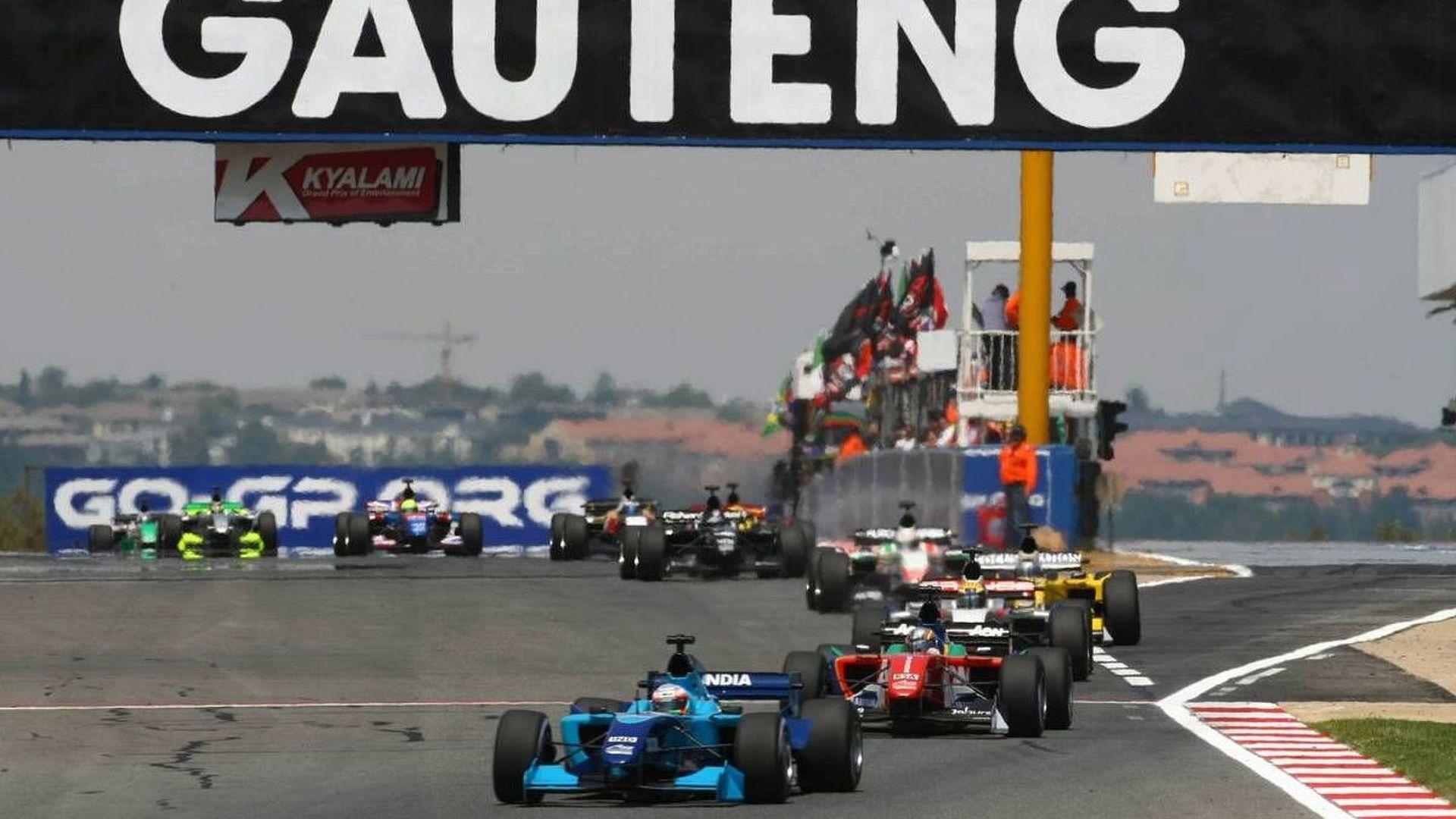 Cape Town GP plans still alive - report