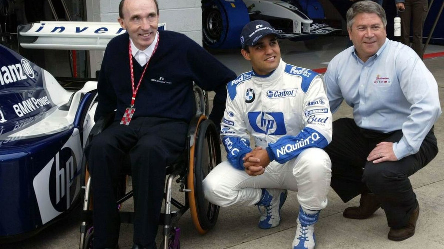 Montoya reveals phone call from Williams