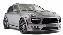 Hamann Guardian based on Porsche Cayenne - 28.02.2011
