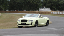 Bentley Continental Supersports Convertible at Goodwood FOS 2010, 06.07.2010
