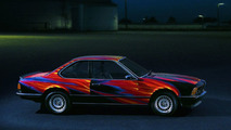 Ernst Fuchs (A) 1982 BMW 635 CSi art car - 1600