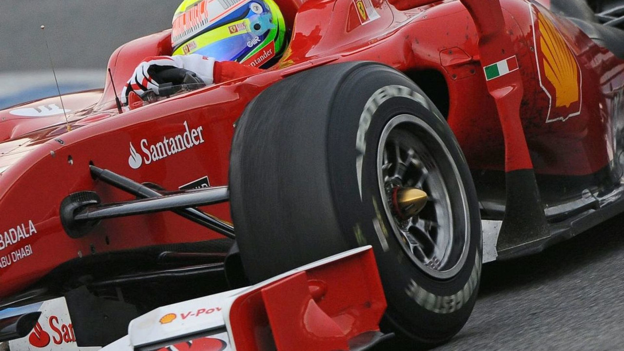 Felipe Massa (BRA), Ferrari F10, 12.02.2010 Jerez, Spain