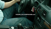 Mercedes E Class Coupe Interior Spy Photo