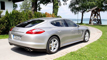 Porsche Panamera Platform to be Shared with Other VW Brands - report