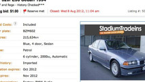 Car dealer accidently sells 1994 BMW 320i for $1