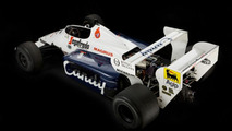 Toleman TG184-2 Formula One car driven by Ayrton Senna - low res - 21.3.2012