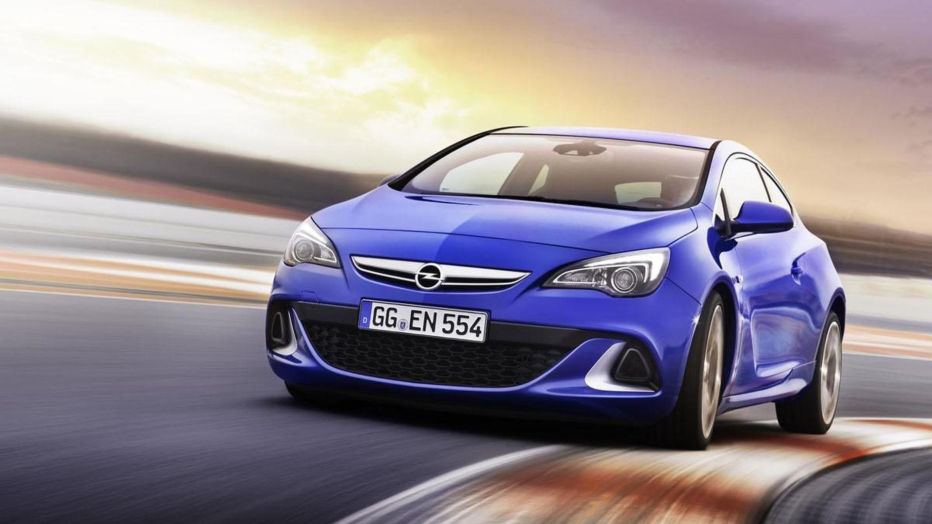 New Opel Astra OPC priced and spec'd - new promo released [video]