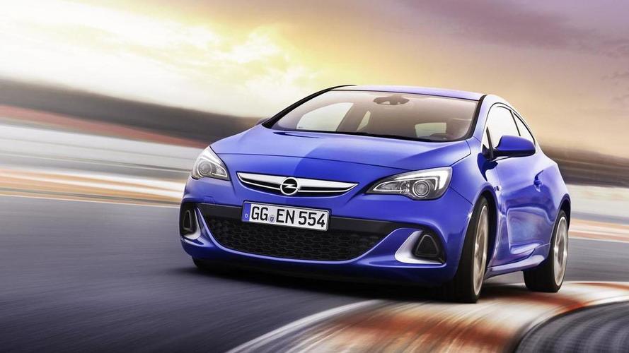 Astra OPC/VXR heads Opel's Geneva line-up