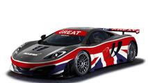 McLaren MP4-12C GT3 Great Edition 27.6.2012