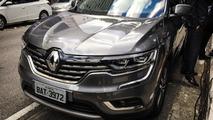 Flagra Renault Koleos BR
