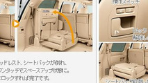 2012 Toyota Land Cruiser facelift (JDM) interior, 500, 28.12.2011