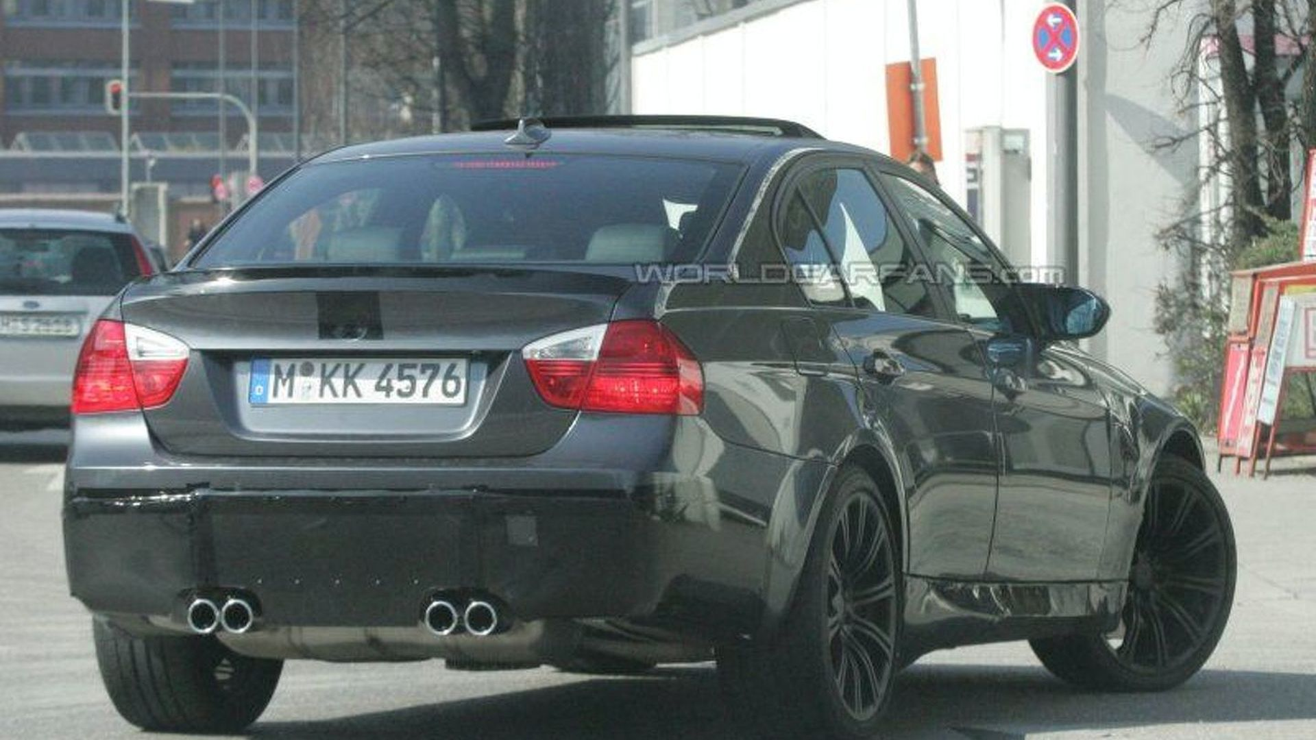 SPY PHOTOS: More BMW M3 Four Door and Convertible