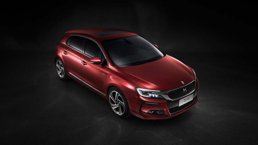 DS 4S joins the family in Guangzhou