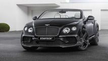 Startech heading to IAA with modified Bentley Continental Convertible sitting on 22-inch wheels