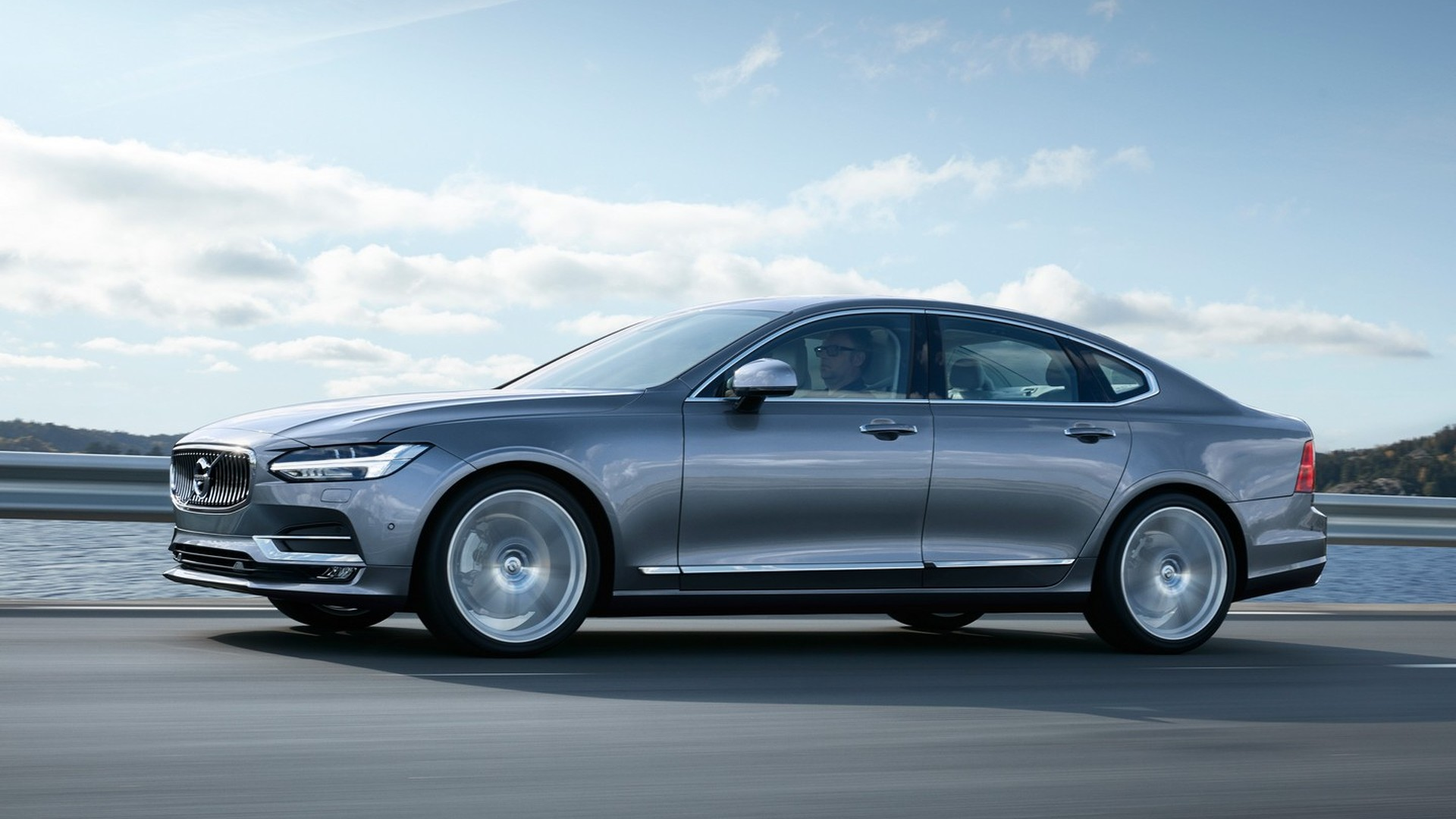High-performance Volvo S90 and V90 confirmed, to get hybrid powertrains
