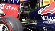 Red Bull Racing RB10 exhaust and rear wing detail / XPB