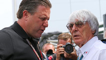 Ecclestone says Gribkowsky payment an 'insurance policy'