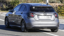 Mercedes A-Class facelift to debut at Goodwood