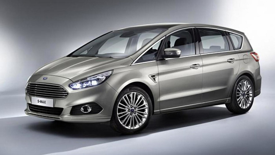 2015 Ford S-MAX officially revealed