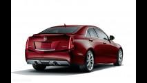 Cadillac ATS Crimson Sport Edition