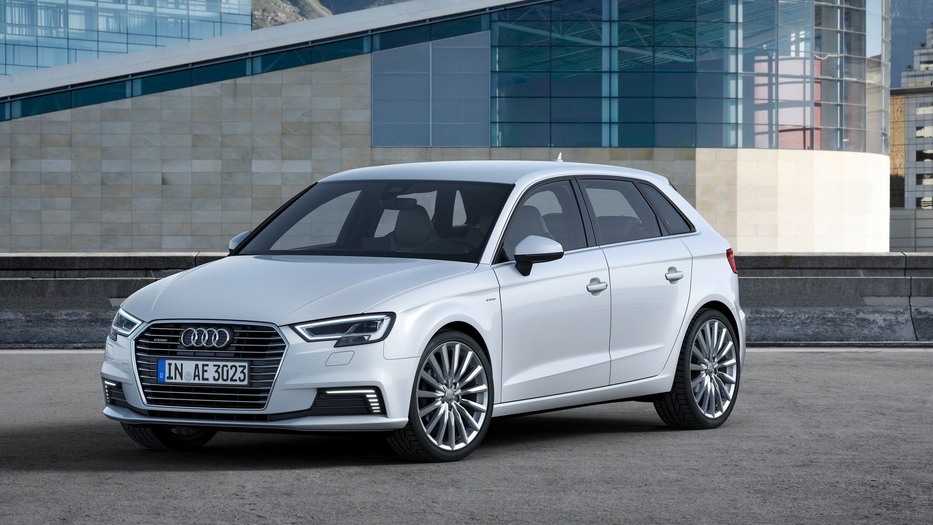 2017 audi a3 sportback e tron gets virtual cockpit sport. Black Bedroom Furniture Sets. Home Design Ideas