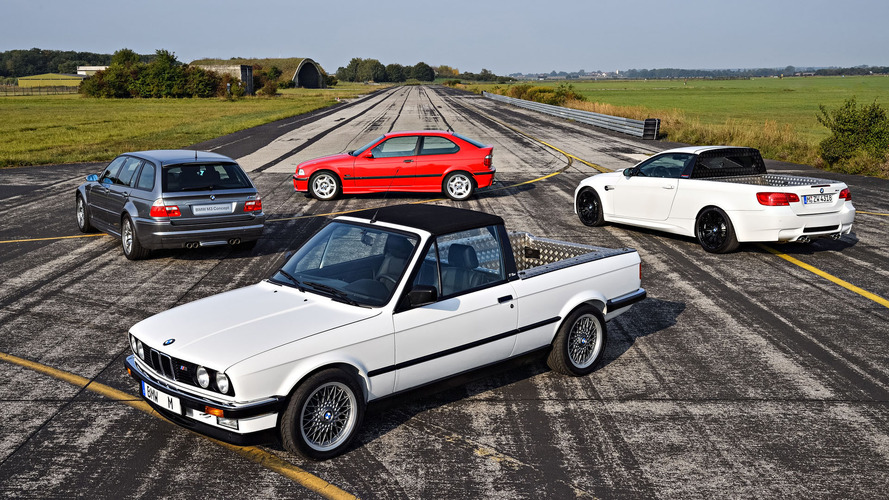 BMW M3 30th anniversary celebrations to receive four special guests