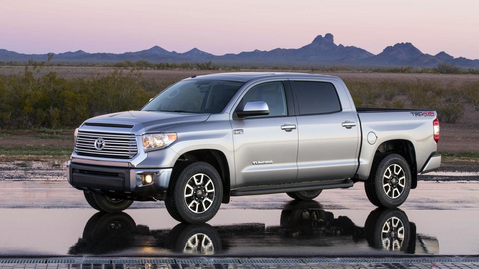 2016 Toyota Tundra could offer a Cummins turbodiesel engine - report