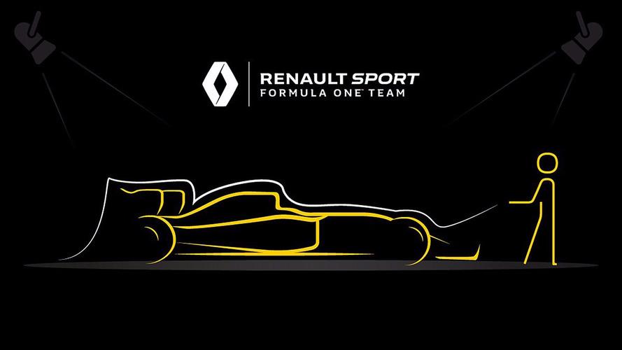 Formule 1 - Renault F1 annonce la date de présentation de sa monoplace