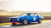 Une superbe Chevrolet Camaro BSCC de 1968 à vendre aux enchères !