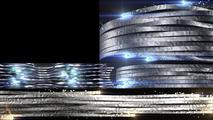 Audi Late Light Show