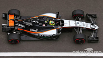 Force India reports $9.8m loss for 2015 season