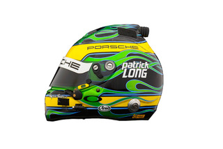 In Endurance Racing, Helmets Establish Personal Brand and Identity