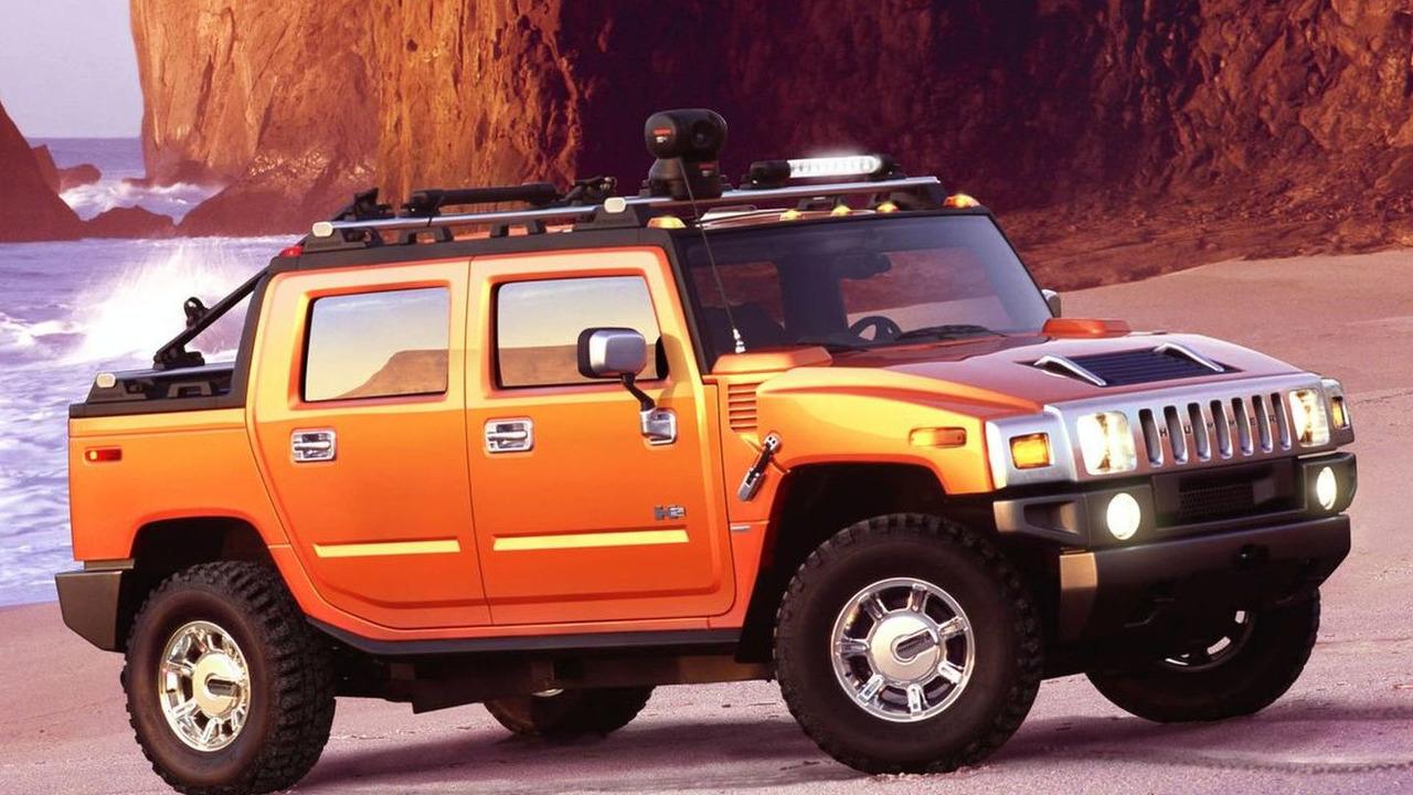 Hummer H2 SUT concept 2003