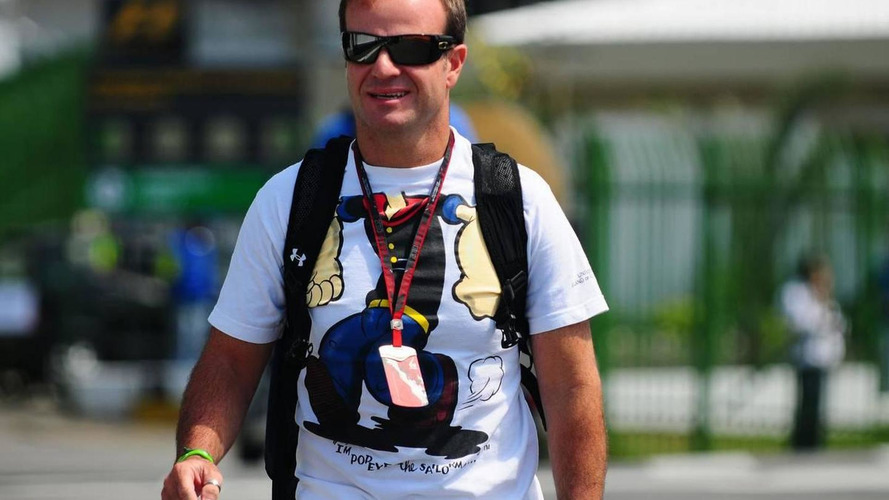Barrichello asked to lose weight for KERS return
