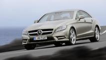 2012 Mercedes CLS-Class